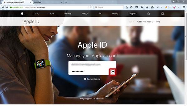ورود به مدیریت اپل ایدی