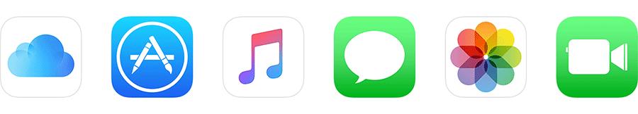 نحوه وارد کردن اپل آیدی در گوشی